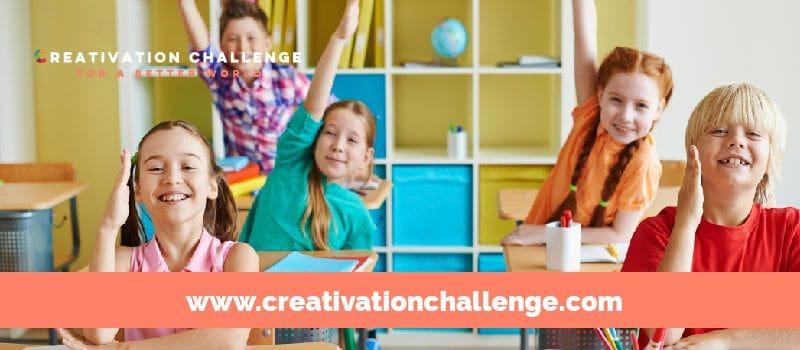 Creativation Challenge - Itinerari Educatiu - Fundació Creativació
