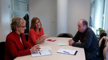 entrevista preparatoria Pla de Garantia Juvenil