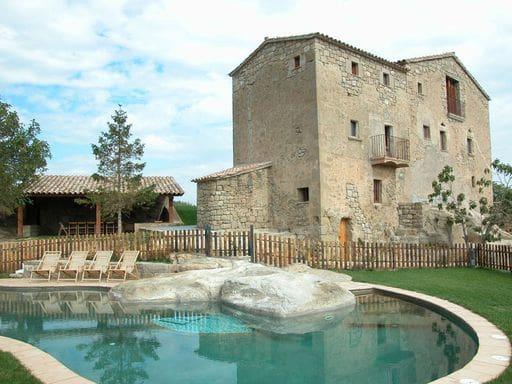 P gina 2 de 5 cases rurals a la prov ncia de barcelona catalunya - Cal closca ...