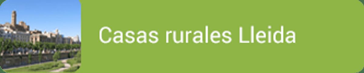 Casas rurales en Lleida – CasesRurals.com