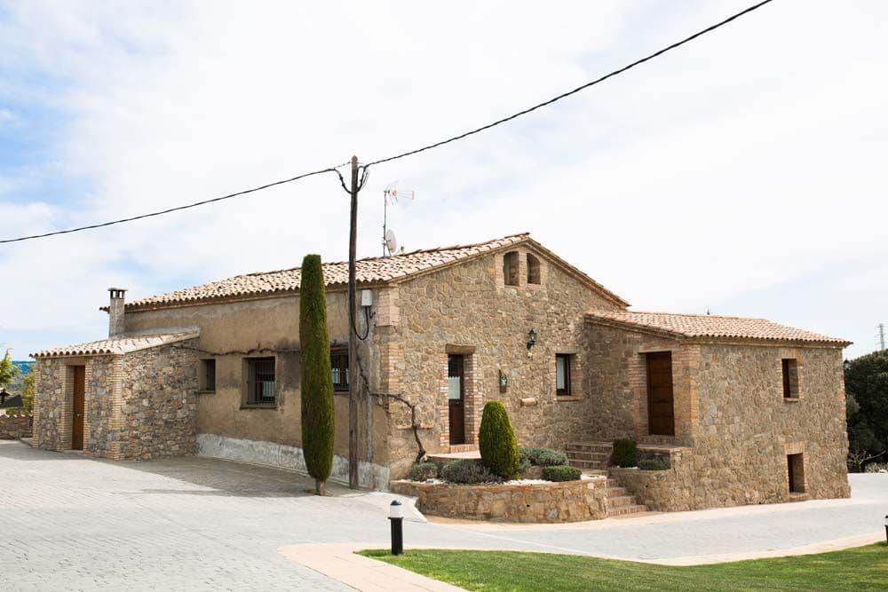 casa rural cal puntes en gironella barcelona