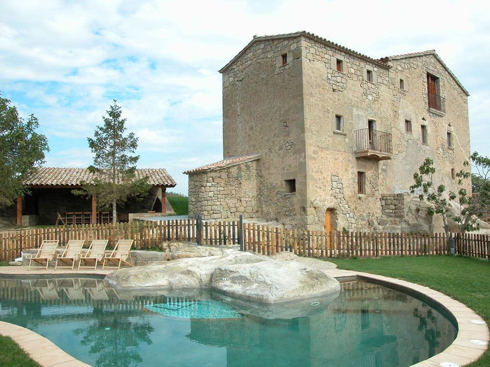 Casa rural casa albareda en serrateix barcelona - Casas rurales bcn ...