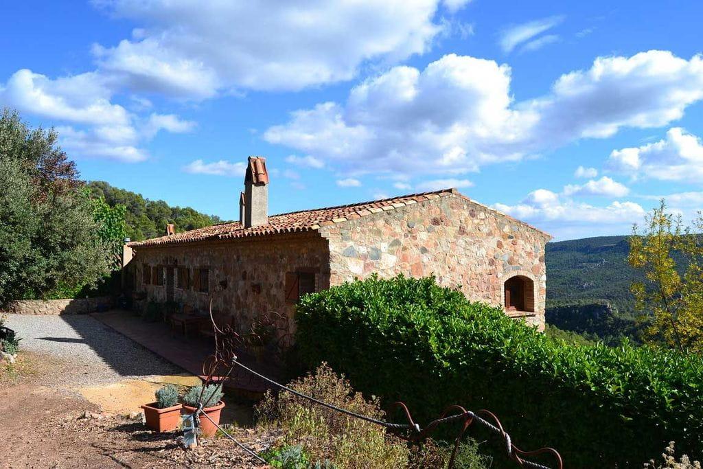 Casa rural en montblanc tarragona for Casa rural tarragona
