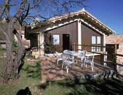 casa rural el refugi de la casanova en berga (barcelona)