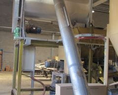 Tubular screw conveyors - HUPA