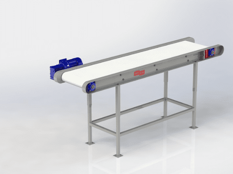 Belt conveyors- HUPA