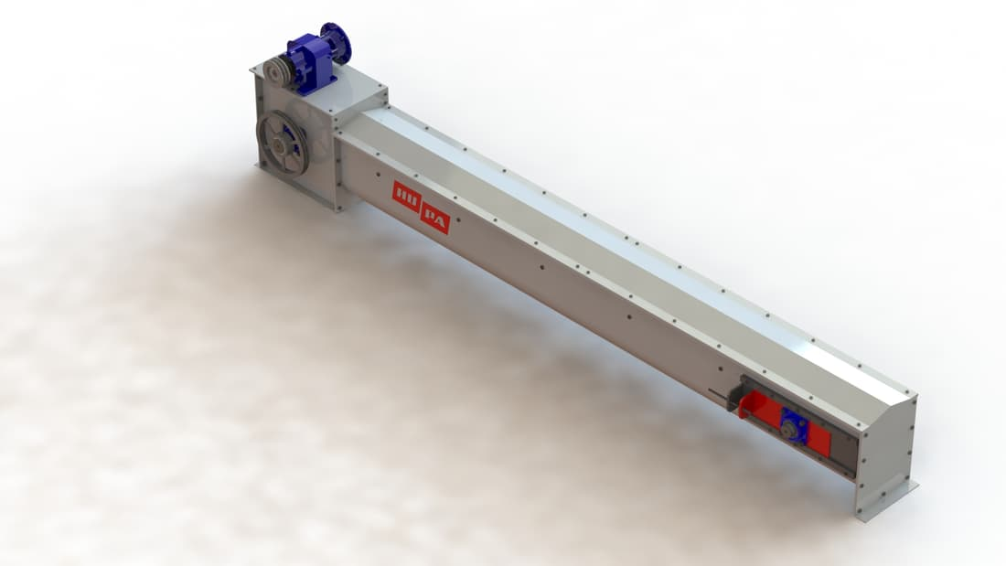 Transgran Chain Conveyor - HUPA