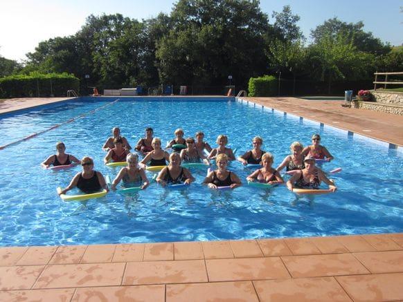 Aiguagim piscina Tortellà estiu 2015