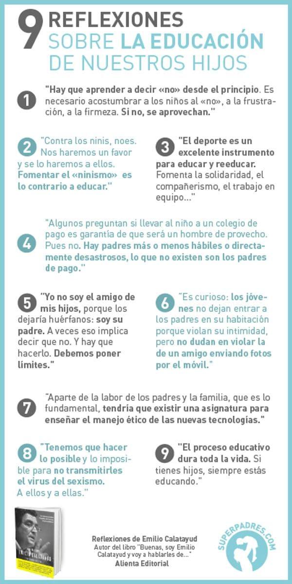 9 reflexiones sobre la educaci n de nuestros hijos for Idea de la habitacion de los padres