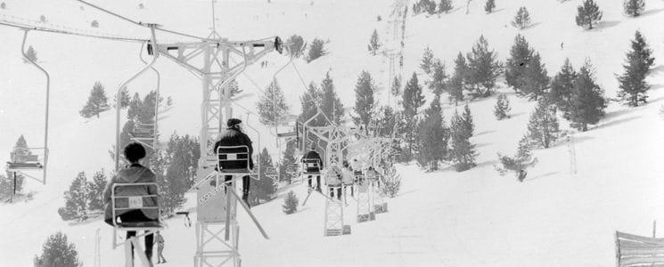 75 anys d'història d'esquí a La Molina