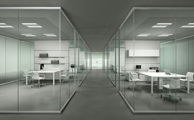 Mamparas divisorias oficina i arxiu for Oficina i arxiu