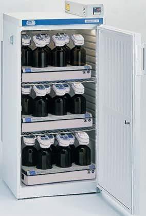 Armarios refrigerados para la DBO