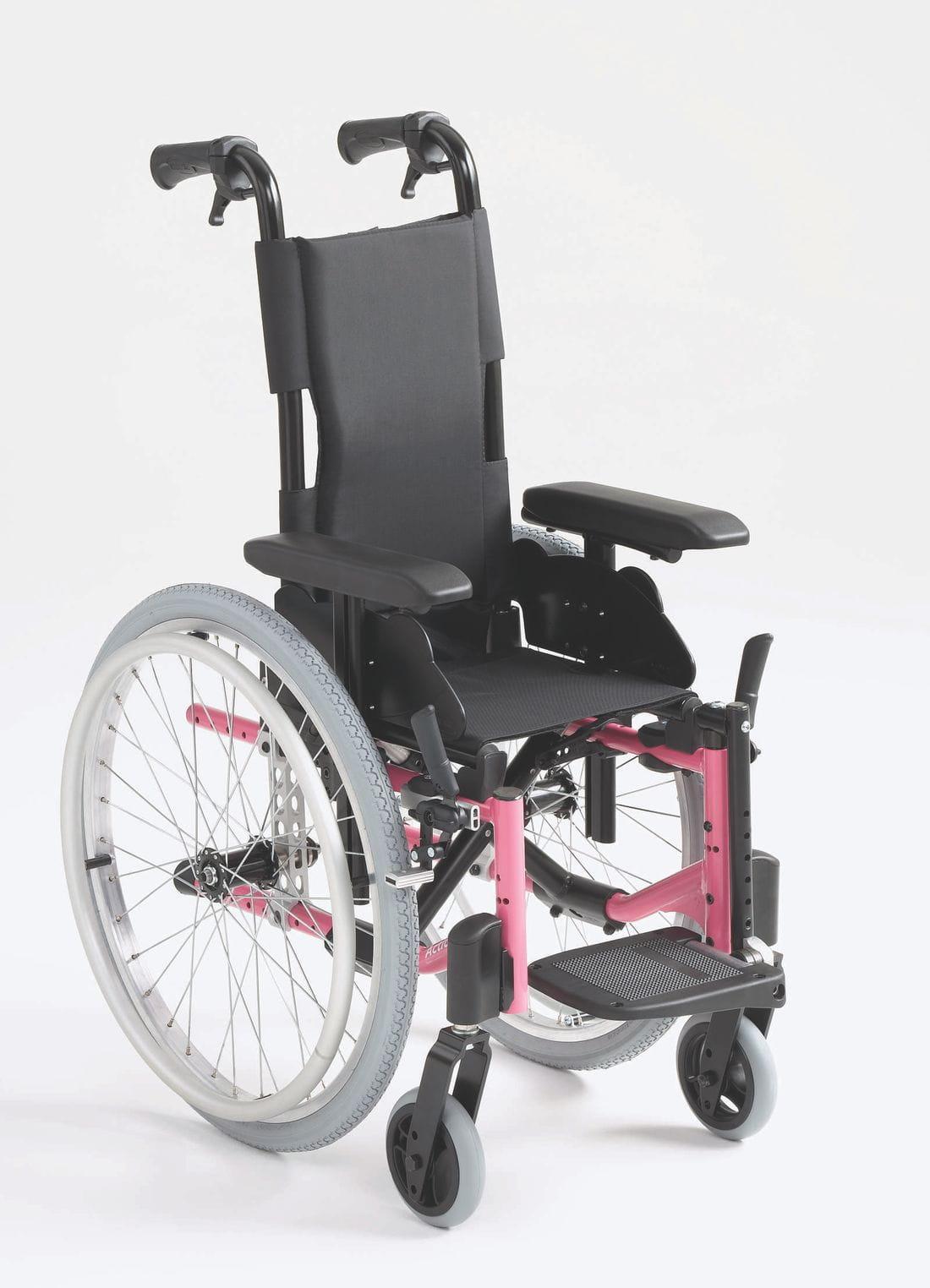 Silla de ruedas de niños A3JUNIOR CV06