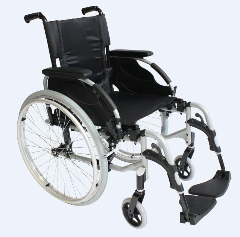 Silla de ruedas manual Action 2NG (respaldo fijo)