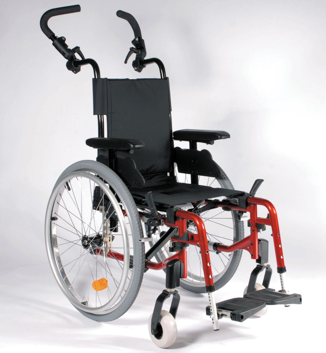 Cadira de Rodes ACTION 3 JUNIOR nous punys d'empenyement