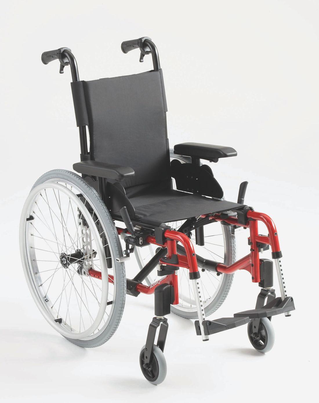 Silla de ruedas de niños action 3 junior