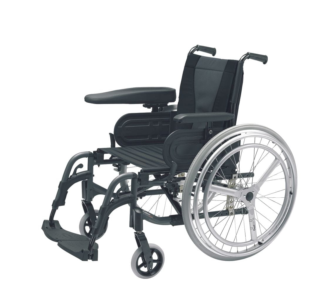 Silla de ruedas manual Action 3NG CV04b