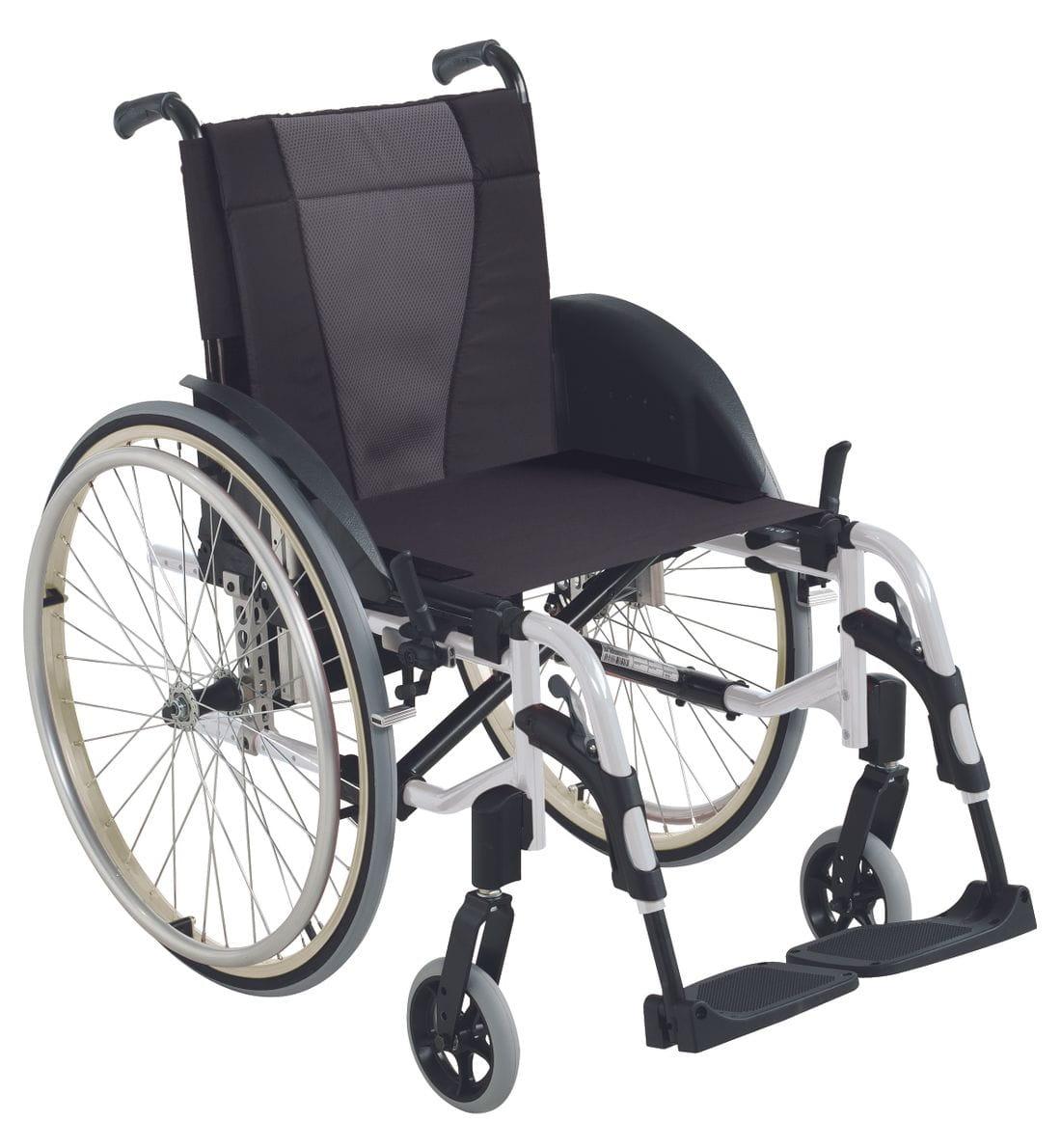 Silla de ruedas manual Action 3NG XTRA