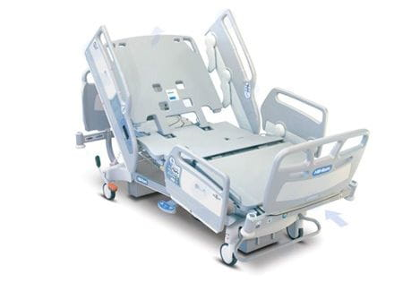 Camas hospitalarias AvantGuard® 1600
