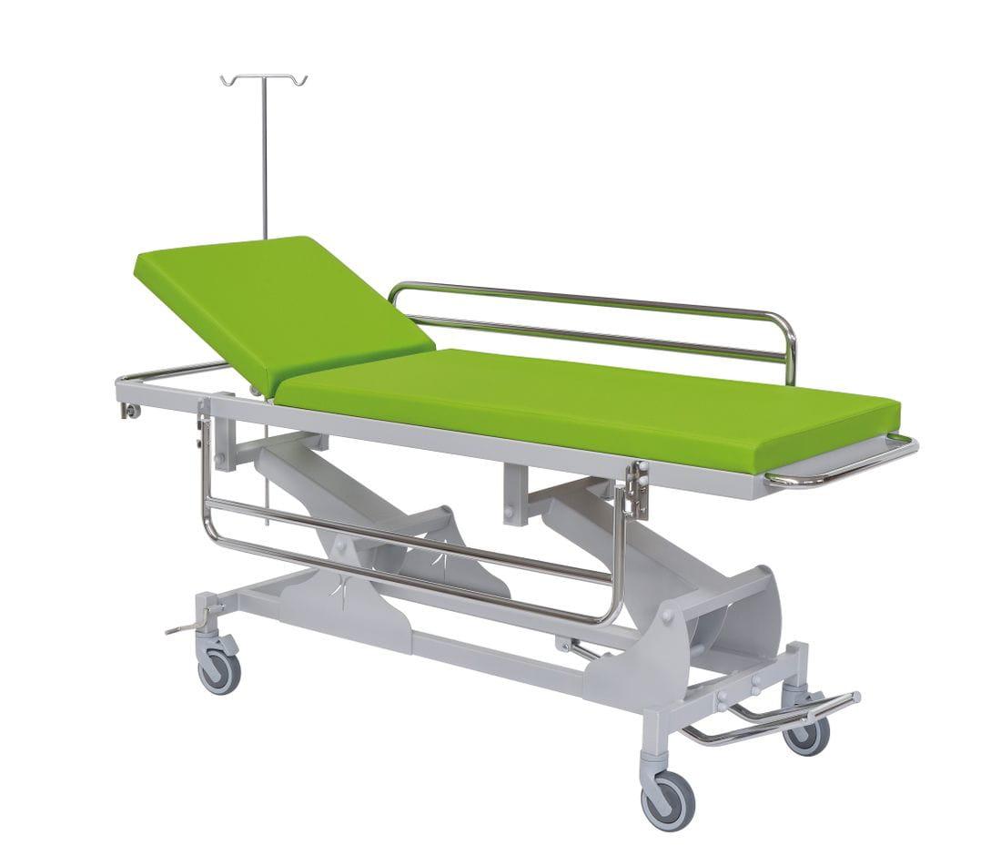 Carro camilla de urgencias  - 10005