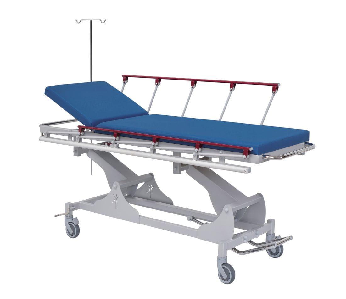 Carro camilla de urgencias - 10006
