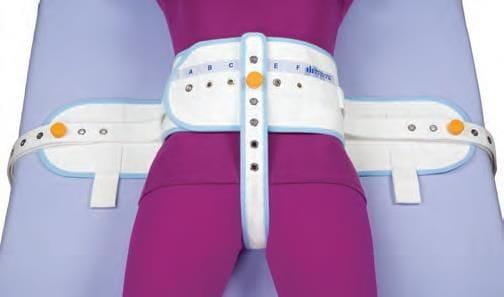 Cinturó abdominal amb banda perineal
