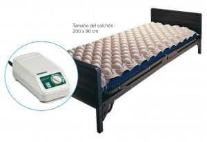 Colchón dinamico de celulas de aire con compresor genesis