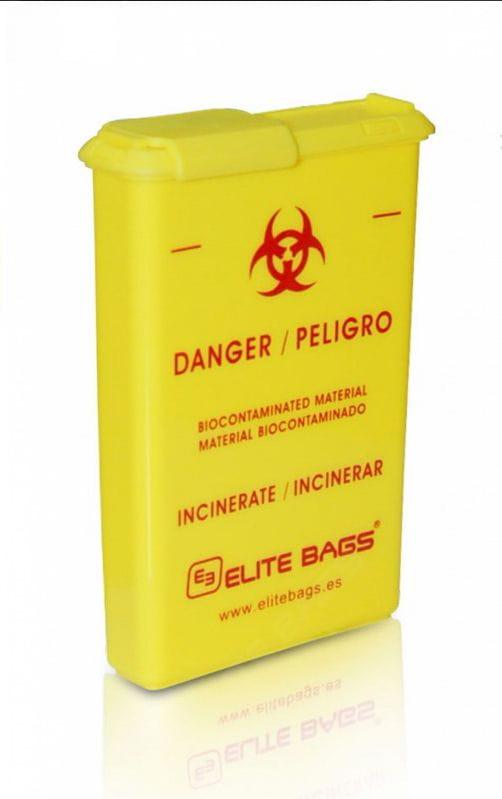 Contenidor de butxaca de material biocontaminat CONBIO'S