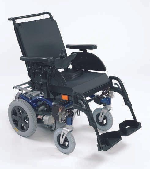 Silla de ruedas electrónica DRAGON  PLUS