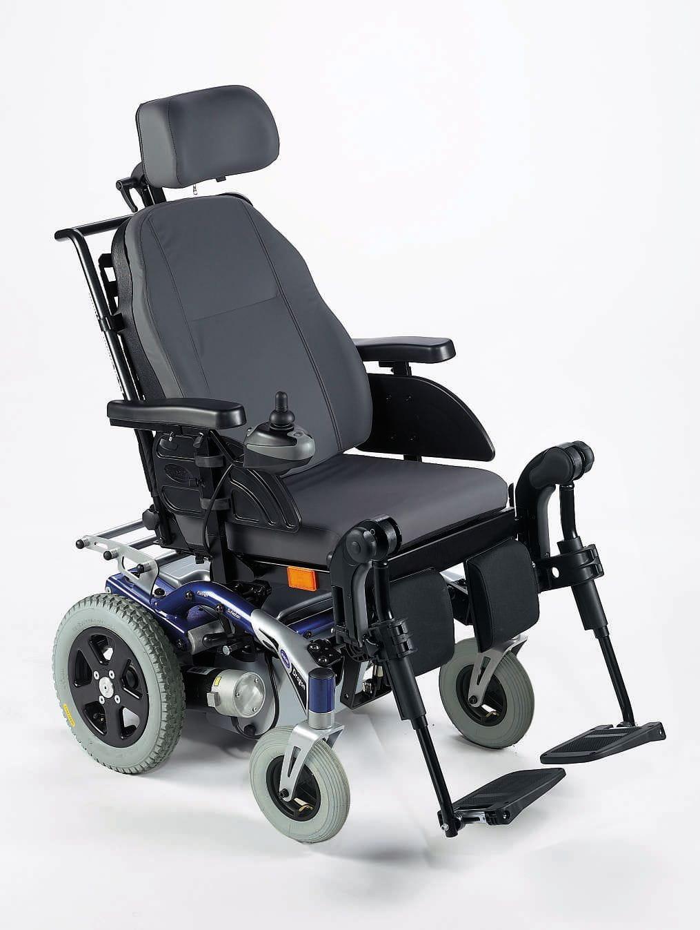 Silla de ruedas electrónica DRAGON TOP