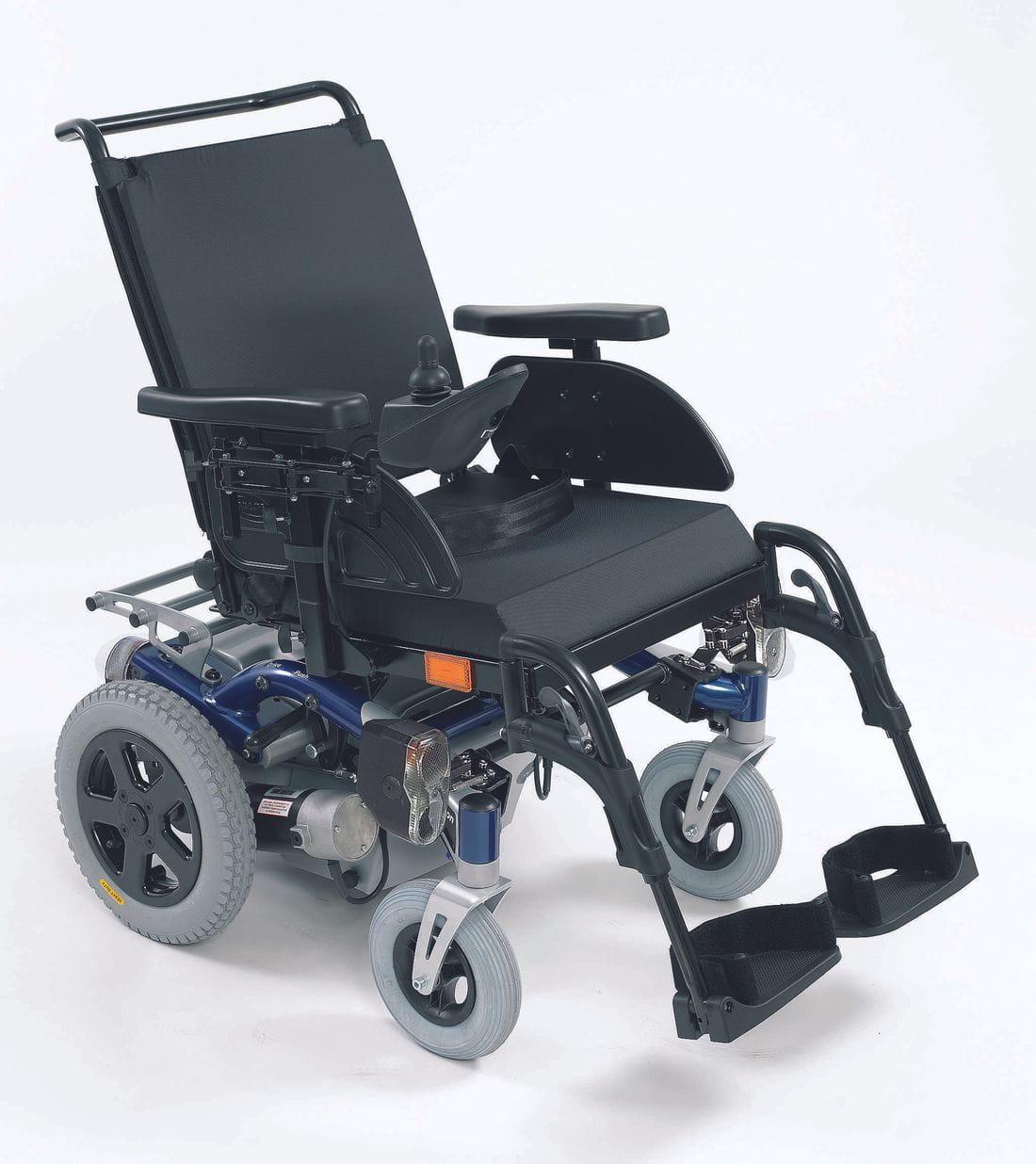 Silla de ruedas electrónica DRAGON