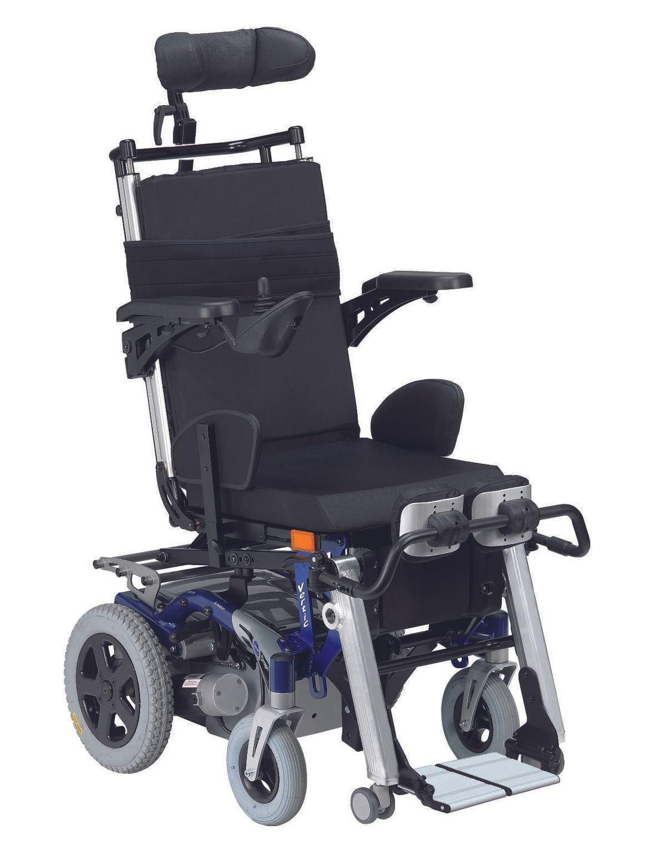 Cadira de rodes electrònica DRAGVERT CV03