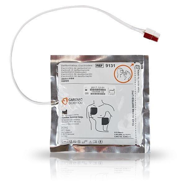 Electrodos de desfibrilación adultos Powerheart AED G3 Plus