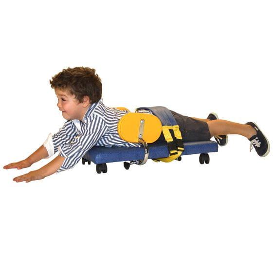 Plano reptador en pronación (60x30cm)