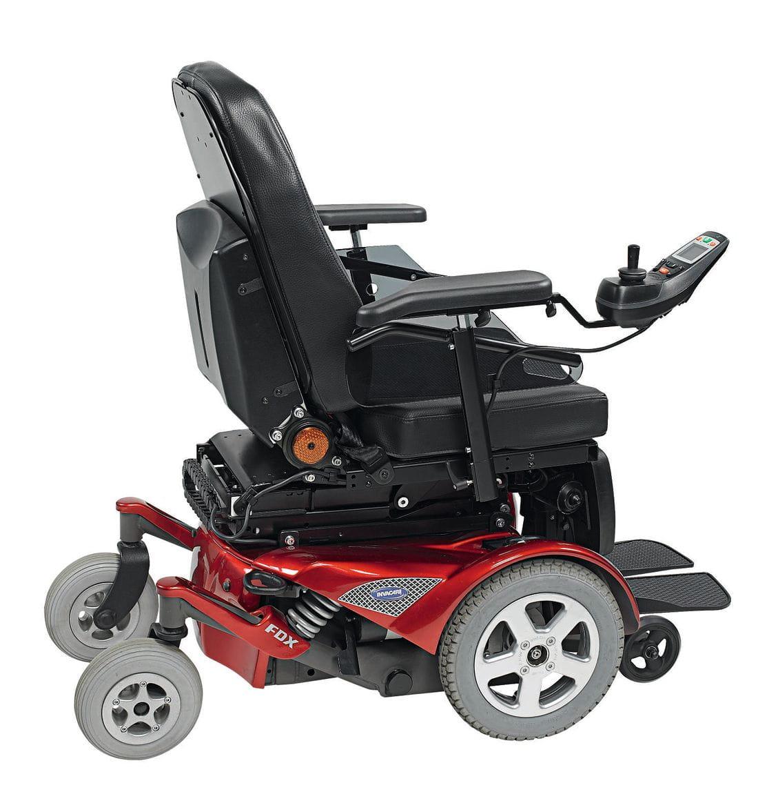 Cadira de rodes electrònica FDX