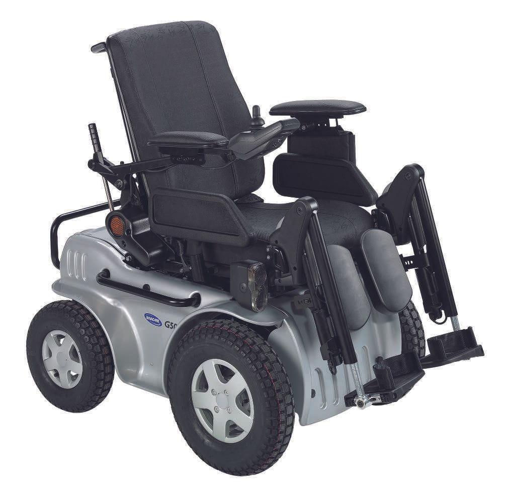 Cadira de rodes electrònica G50_CV02