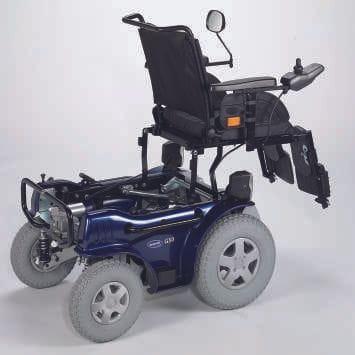 Silla de ruedas electrónica G50 OF08