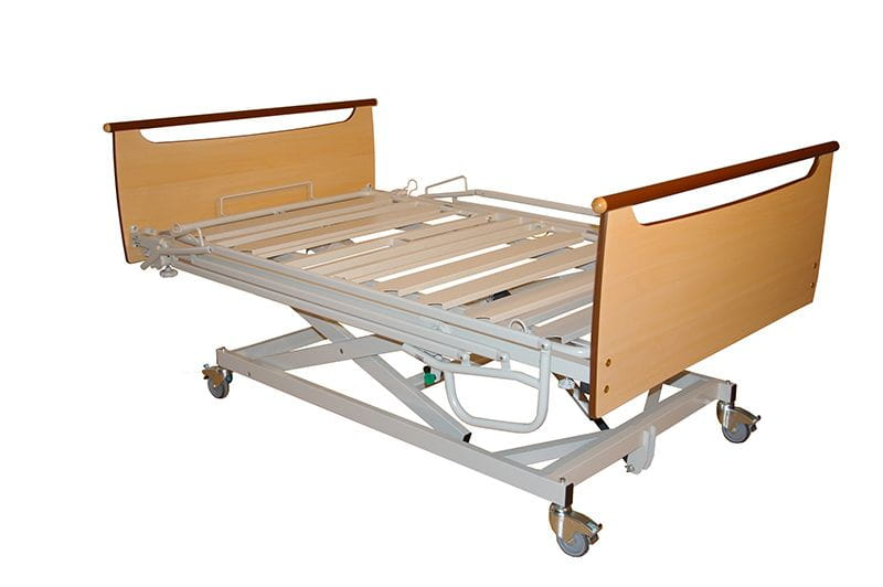 Camas hospitalarias xxl divisys