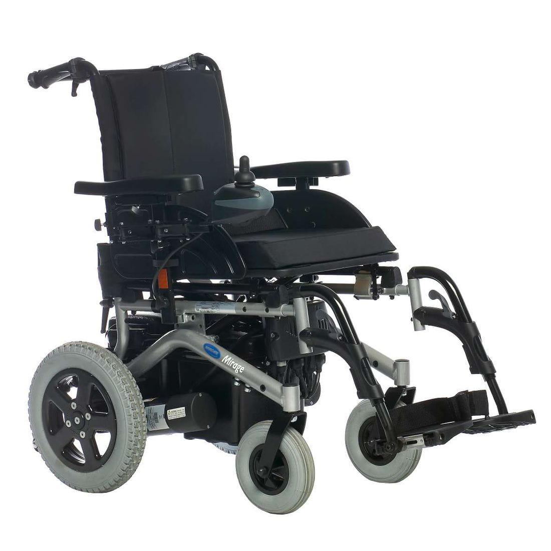 Silla de ruedas electrónica MIRAGE_CV03