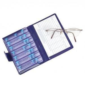Pastiller setmanal mesurats H9931