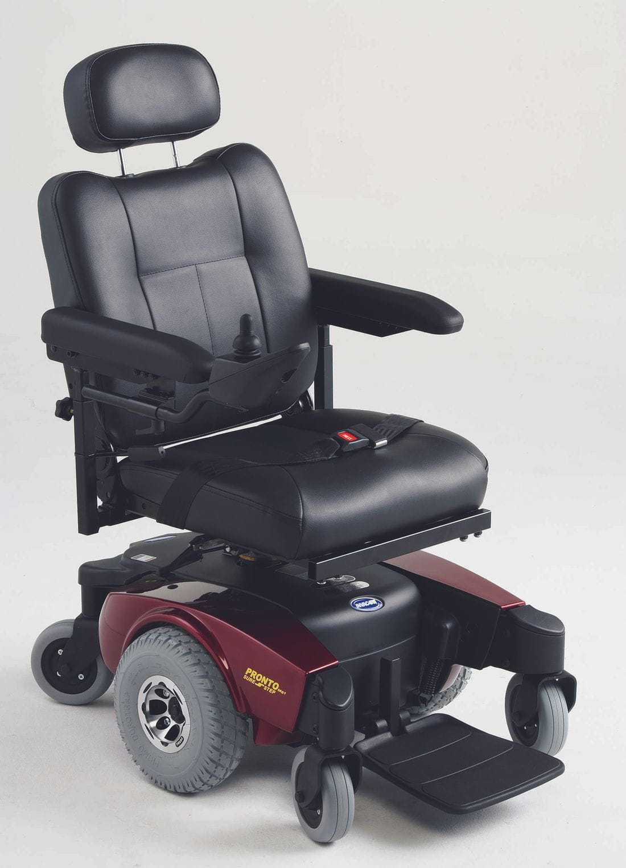 Silla de ruedas electrónica PRONTO M61