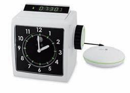 Reloj despertador con vibrador de almohada AD333