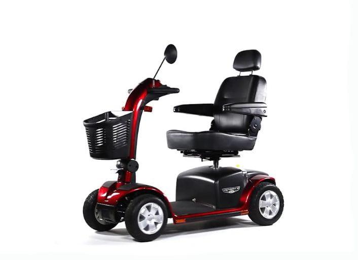 Scooter compacto de gran autonomia victory 10 dx