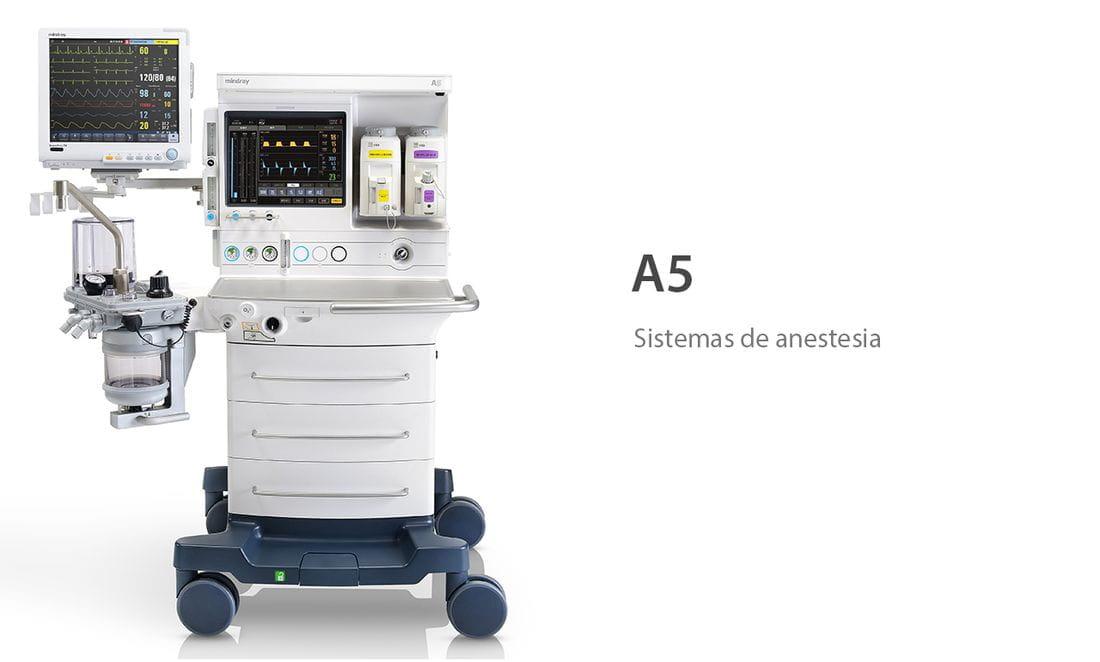 Taula Anestèsia A5