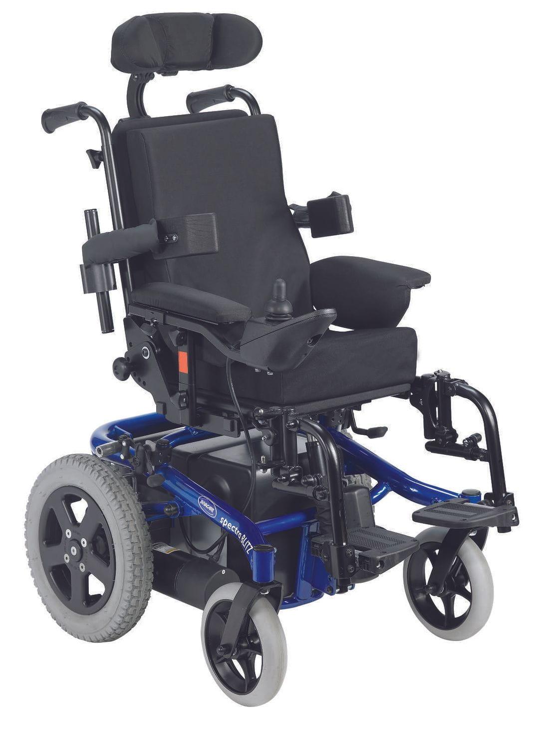 Cadira de rodes de nens SPECTRA BLITZ