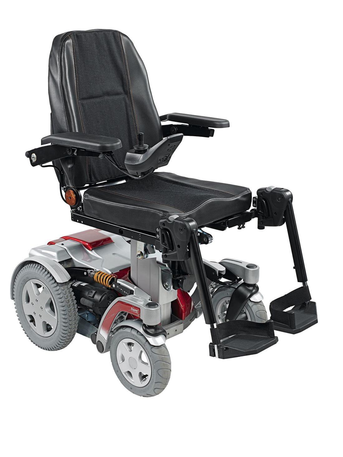 Cadira de rodes electrònica Storm 4 X-Plore