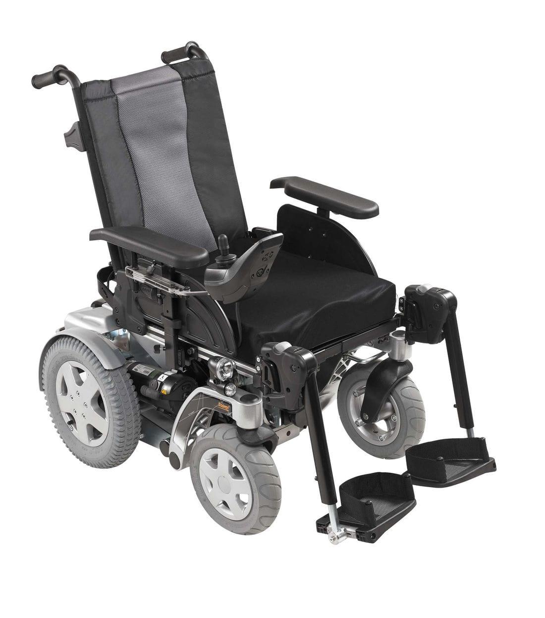 Silla de ruedas electrónica STORM4 CV05