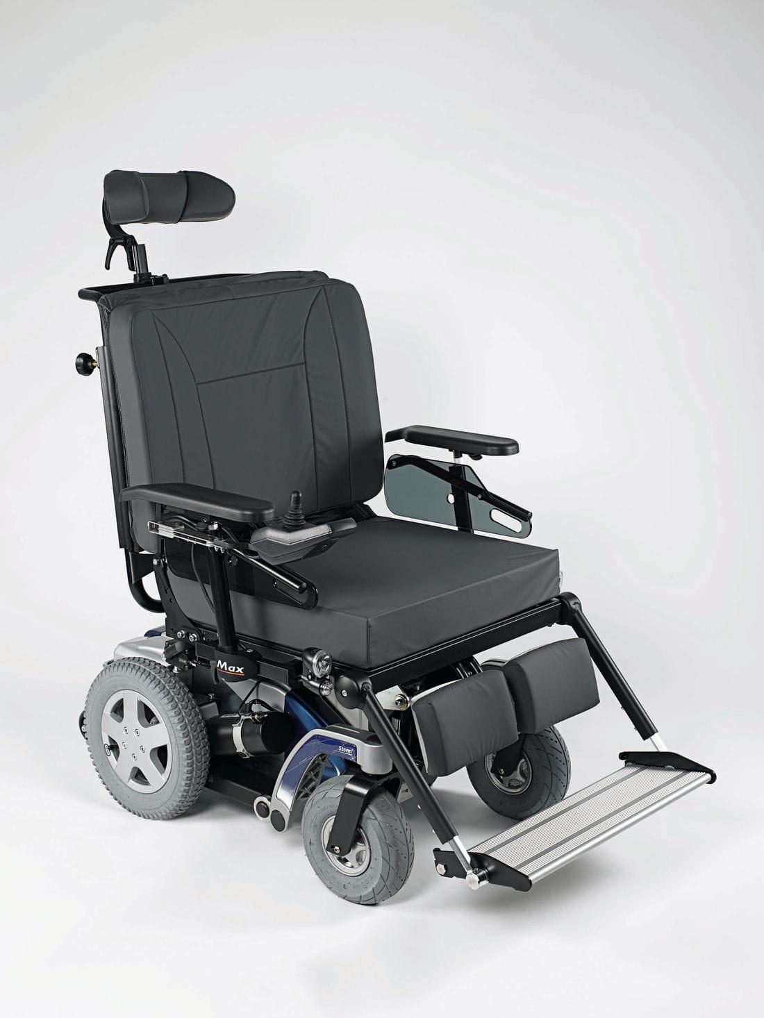 Silla de ruedas electrónica STORM4 MAX_CV01