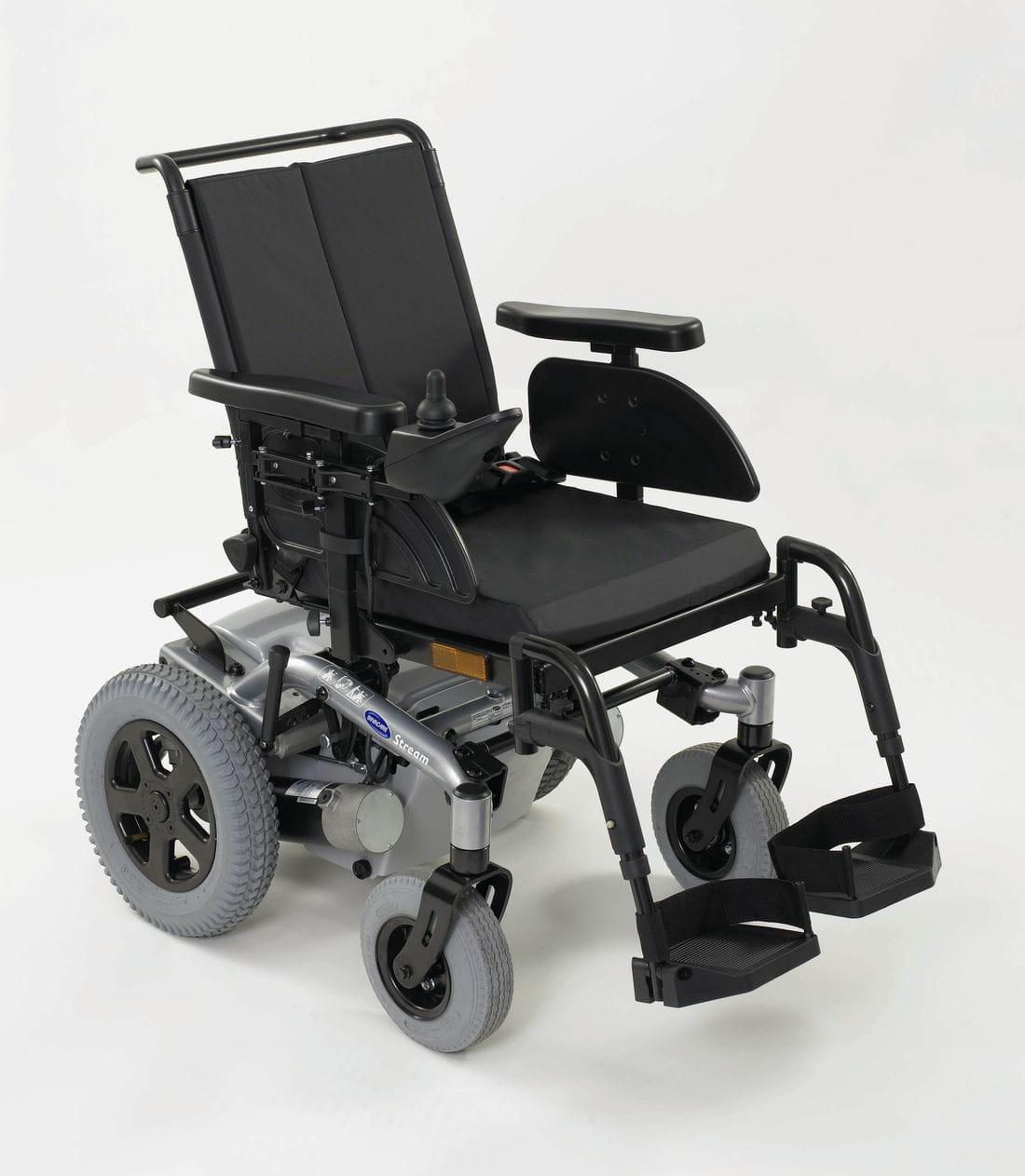 Cadira de rodes electrònica STREAM 9 km