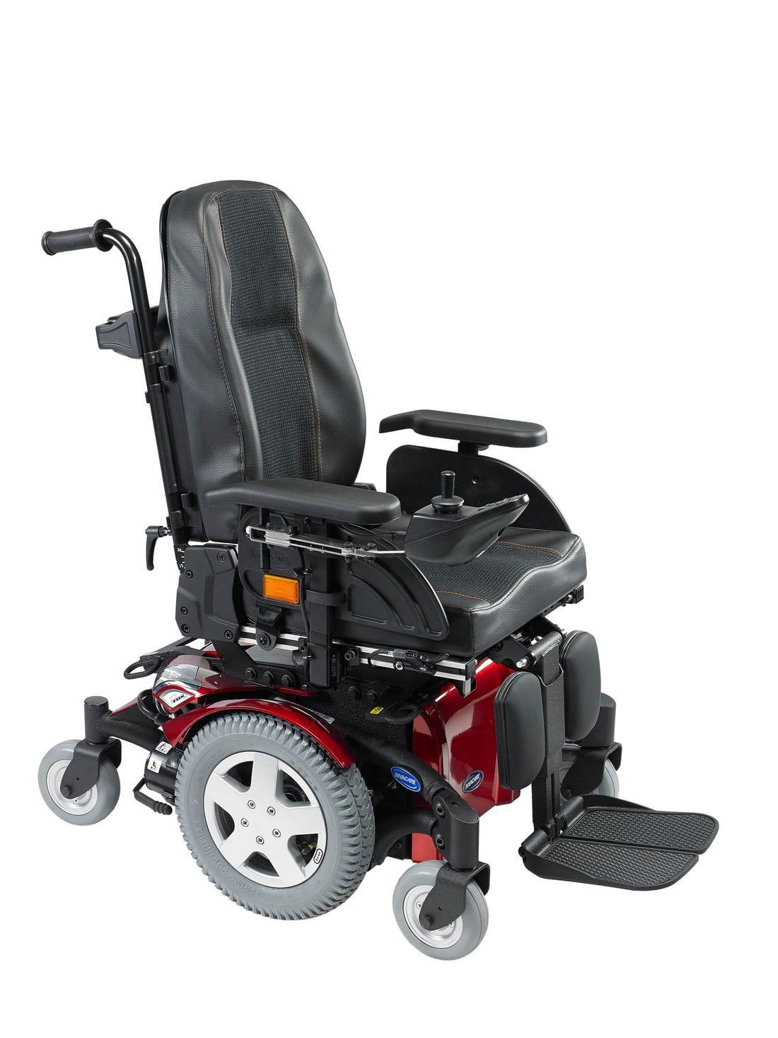 Silla de ruedas electrónica TDX SP2 NB CV01